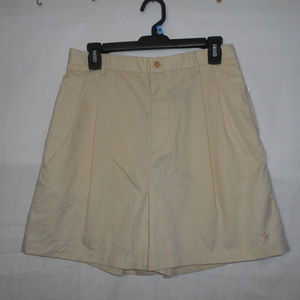 RALPH LAUREN POLO GOLF KHAKI SHORTS Women's Size 8